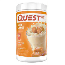 Quest Protein Powder Salted Caramel | 888849000784 | 888849000852