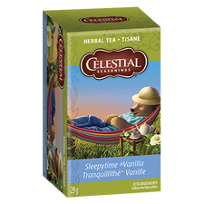 Celestial Seasonings Herbal Tea Sleepytime Vanilla | 070734502668