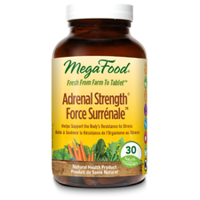 MegaFood Adrenal Strength 30 Tablets | 051494901403