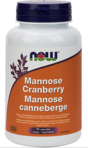 Now Foods Mannose Cranberry | 733739828149