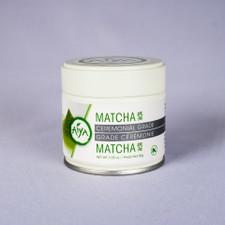 Aiya Ceremonial Grade Matcha Green Tea Powder 30g   846670001516