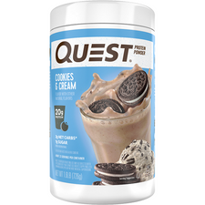 Quest Protein Powder Cookies & Cream | 888849002825