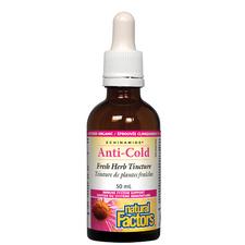 Natural Factors Echinamide Anti-Cold Fresh Herb Standardized Tincture 50mL | 068958047218