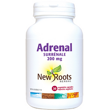 New Roots Herbal Adrenal 200mg   628747122627