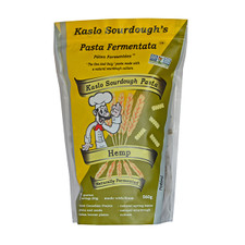 Kaslo Sourdough's Pasta Fermentata Hemp Rotini 560g   779605338104