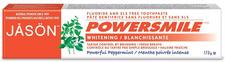 Jason Powersmile Whitening Toothpaste - Powerful Peppermint 170g | 007852201500