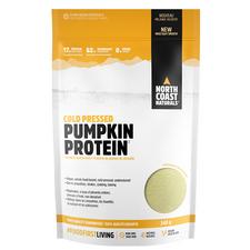 North Coast Naturals Cold Pressed Pumpkin Protein   627933100234