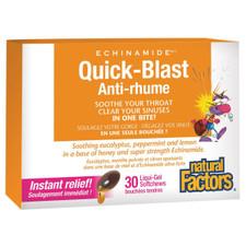 Natural Factors Echinamide Quick-Blast | 068958470306