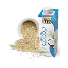 Isola Bio Coconut Rice Beverage 250 ml | 8023678425304