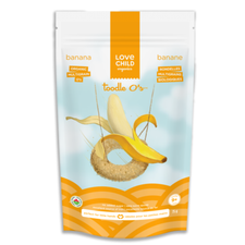 Love Child Organics Multigrain Toodle Os Banana for 9 Months and Over | 0858860001367