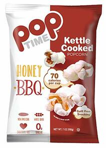 Pop Time Honey BBQ Kettle Corn | 857220006431