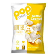 Pop Time Butter Flavored Kettle Corn | 857220006400