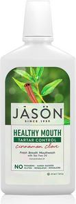Jason Healthy Mouth Mouthwash - Tartar Control Cinnamon Clove 473 ml   078522015604