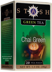 Stash Tea Chai Green Tea | 077652082524