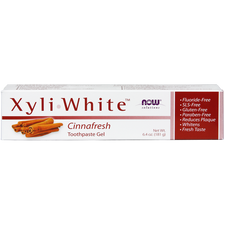 Now Solutions XyliWhite Toothpaste Gel | 733739080929