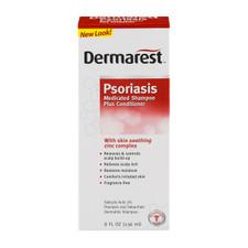 Dermarest Psoriasis Medicated Shampoo Plus Conditioner  | 0624558022552