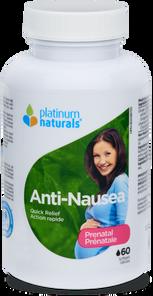 Platinum Prenatal Anti-Nausea 60 Capsules   773726032104
