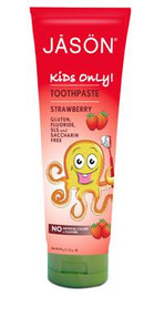 Jason Kids Only Toothpaste | 078522007289