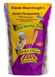 Kaslo Sourdoughs Pasta Fermentata Quinoa 560g | 779605337100
