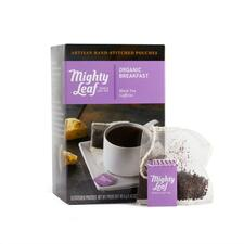 Mighty Leaf Organic Breakfast Tea   656252300032