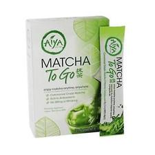 Aiya Matcha To Go   846670001646