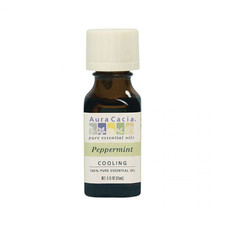Aura Cacia Essential Oil Peppermint   051381311322