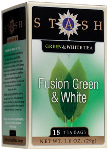 Stash Tea Fusion Green & White Tea |  077652083101
