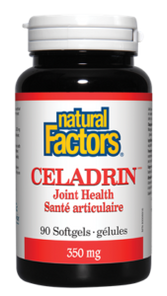 Natural Factors Celadrin Joint Health 350mg Softgels | 068958026817