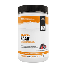 North Coast Naturals Fermented BCAA Sour Berry Blast 300 grams   627933100555