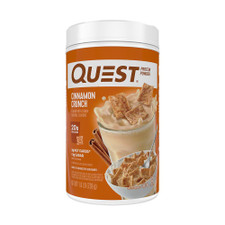 Quest Protein Powder Cinnamon Crunch | 888849005215 |  888849005253