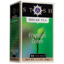 Stash Tea Decaf Premium Green Tea | 077652082593