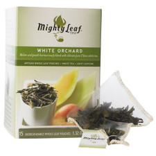Mighty Leaf White Orchard Tea | 656252300186