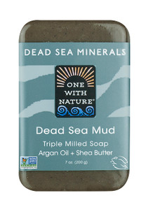 One with Nature Dead Sea Mud Bar Soap | 893455000073