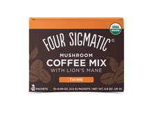Four Sigmatic Mushroom Coffee Mix With Lion's Mane & Chaga | 4897039310776