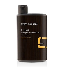 Every Man Jack 2 in 1 Daily Shampoo + Conditioner   878639002500