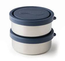 U-Konserve Round Food Containers Set of 2 Ocean 150 mL | 855626005232