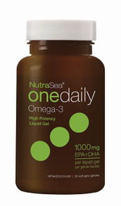 NutraSea One Daily Omega-3 30 soft gels | 880860005151