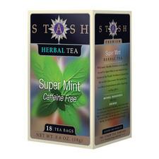 Stash Tea Super Mint Herbal Tea | 077652772883