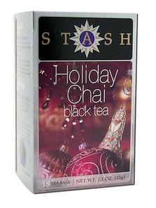 Stash Tea Holiday Chai Black Tea | 077652084726