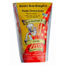 Kaslo Sourdoughs Pasta Fermentata Classic Radiatori 560g | 779605336400