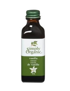 Simply Organic Vanilla Extract 59 ml  | 089836186232