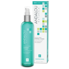 Andalou Naturals Quenching Coconut Water Firming Toner | 859975020557