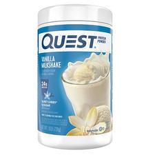Quest Protein Powder Vanilla Milkshake | 888849000524