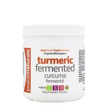 Prairie Naturals Organic Fermented Turmeric Powder 150 g | 067953006367