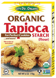 Let's Do...Organic Tapioca Starch Gluten Free   043182005289