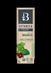 Botanica Organic Oregano Oil Extra Strength 1:1 15mL | 822078930108