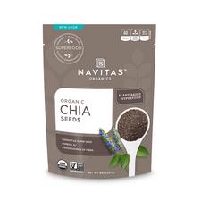 Navitas Organics Organic Chia Seeds 227 g | 858847000284