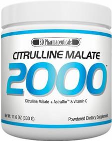 SD Pharmaceuticals Citrulline Malate 2000 | 656727769791