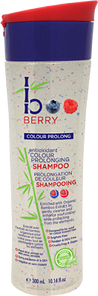 Boo Bamboo Boo Berry Antioxidant Colour Prolonging Shampoo 300mL | 776629100505