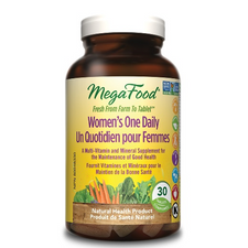 MegaFood Women's One Daily 30 Tablets | 051494901007